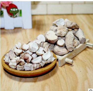 产地大量批发 食品厂专用双剪香菇脚 香菇柄粒 香菇腿6元/斤包邮 一件代发