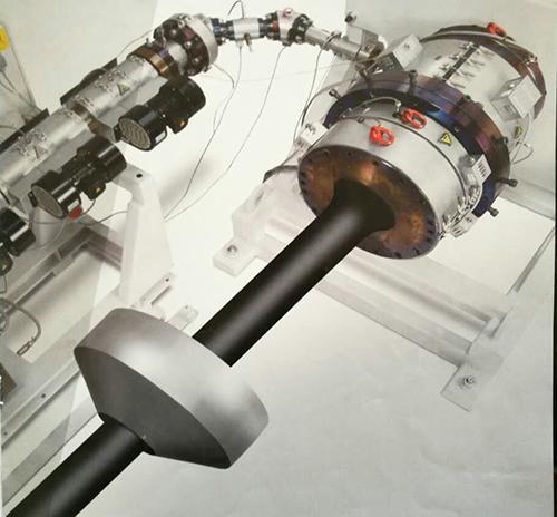 山东保温管设备|严氏保温管设备专业|聚氨酯柔性保温管设备