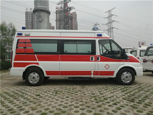 福田救护车销售、开封市救护车、救护车销售中心(图)