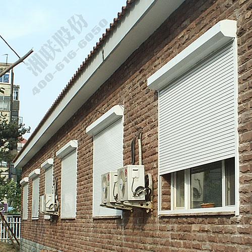 符合自己家庭情况的建筑遮阳卷帘窗风格
