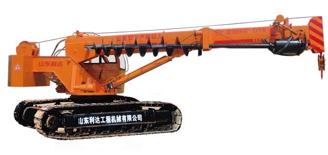 厂家直销中小型旋挖钻机打桩机质量保证价格实惠