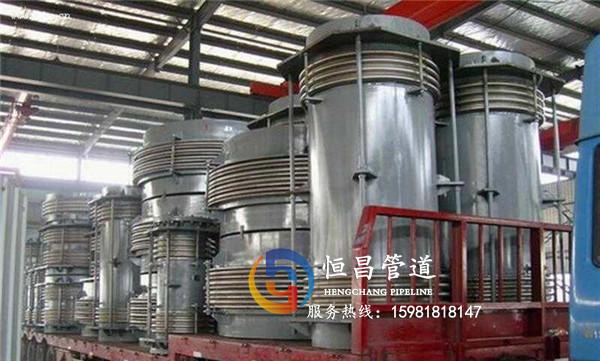 青海蒸汽管路补偿器DN700案例