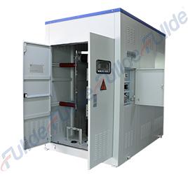 福德FNGR-35KV-340A-60Ω-10S-23间隙保护电阻柜
