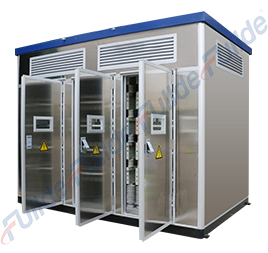 福德FNGR-0.4KV-5A-46Ω-10S-20接地保护装置