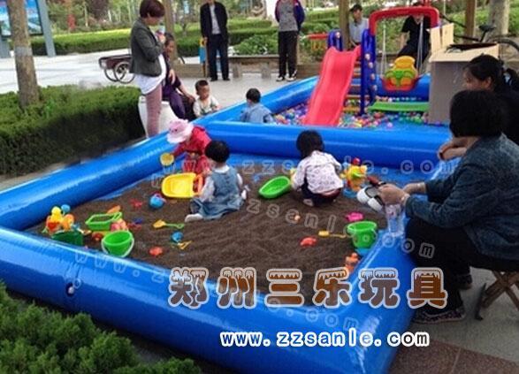 雅安市小孩玩的摸鱼池多少钱一套