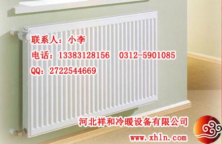 焦作钢制板式散热器价格祥和散热器厂家有售