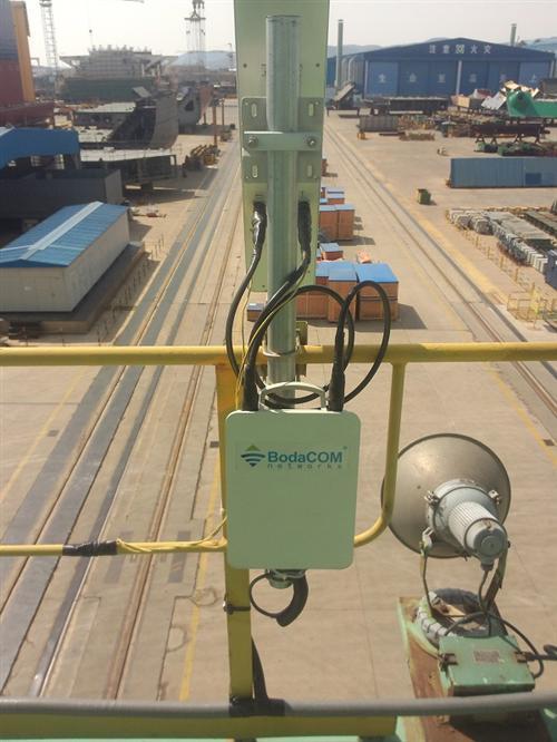无线通信解决方案、博达讯、岸桥无线通信解决方案