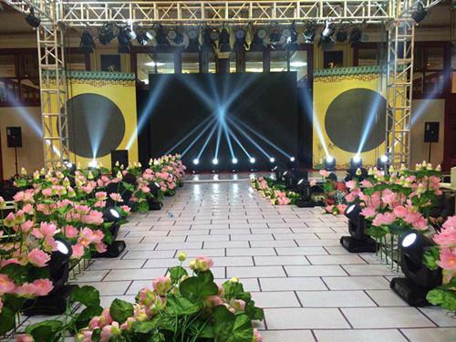 南京舞台音响灯光出租 桁架LED大屏租赁