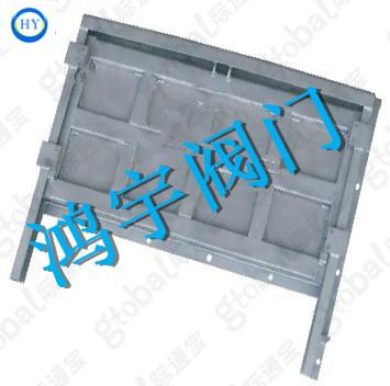 供应电动调节堰门-不锈钢电动调节堰门