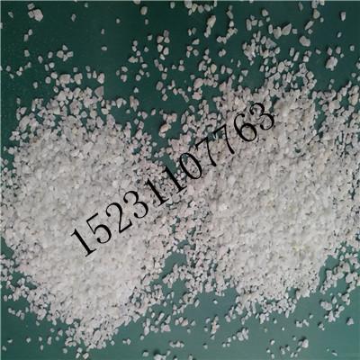 厂家现货供应40-80目精致石英砂  滤料石英砂