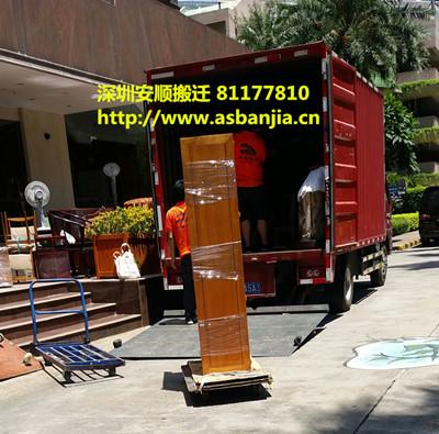 深圳龙华搬家公司提供深圳大小货车出租拉货搬家