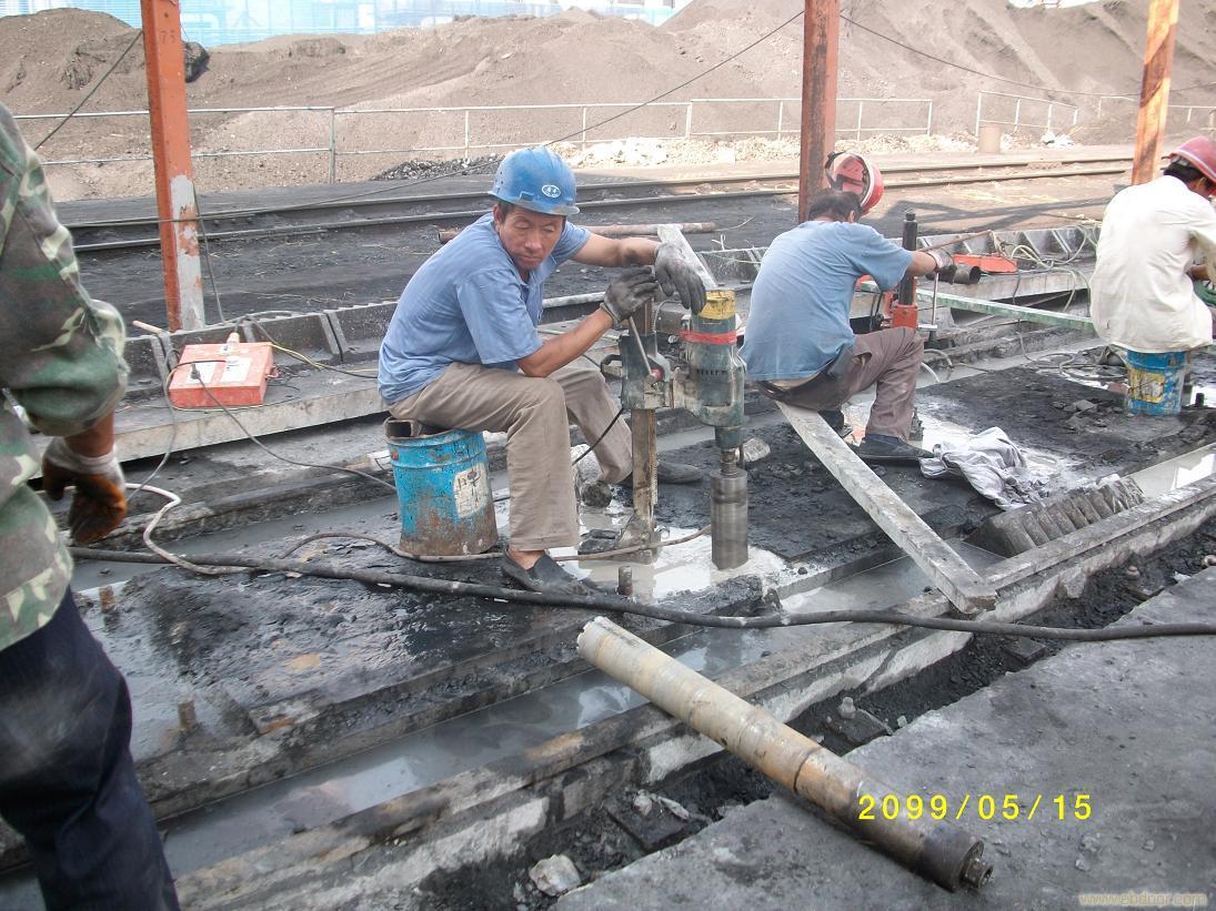 西安混凝土切割 西安混凝土破碎
