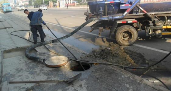 上海市政管道清淤 下水道疏通 工业管道疏通