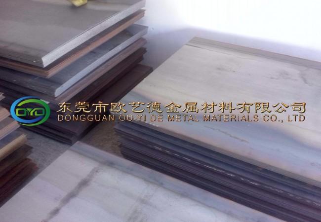 较高硬度S55C弹簧钢板材
