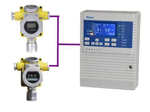 氮气可燃气体报警器 防爆型进口传感器