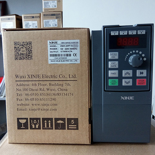 信捷变相变频器VB5N-20P7-S