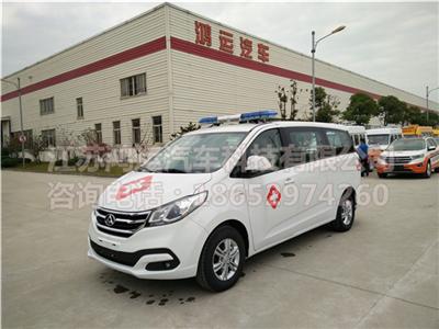 上汽大通G10救护车厂家直销转运救护车价格