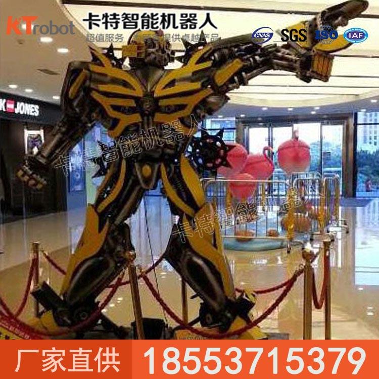 大黄蜂机器人卡特新型 大黄蜂机器人