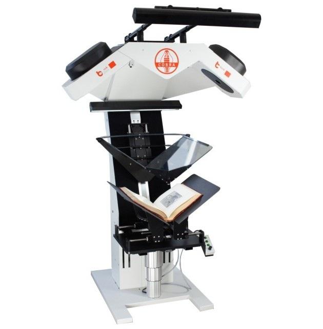 德国Book2net V型古籍扫描仪