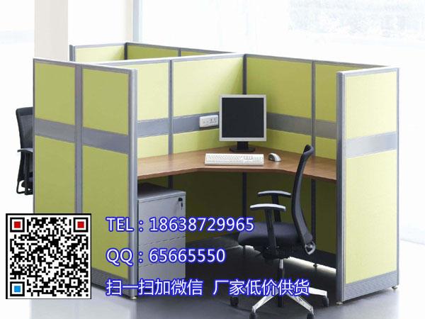 郑州屏风办公桌批发——带隔断的办公桌价格