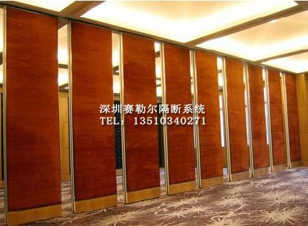 深圳专注酒店移动隔断墙定制