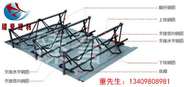 广东省钢筋桁架楼承板的大型生产企业