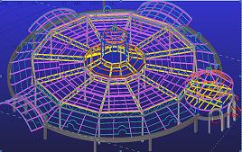 钢结构设计、幕墙设计、建筑结构设计、建筑加固设计
