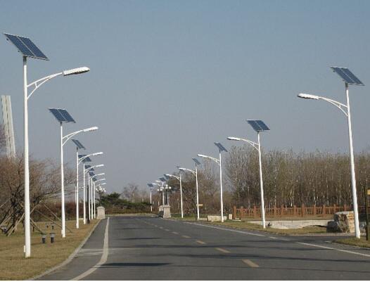 农村太阳能路灯生产厂家