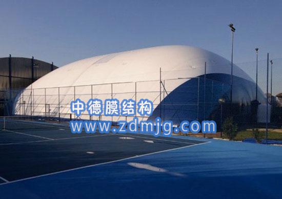 气膜煤仓库咨询中德深圳市中德膜结构