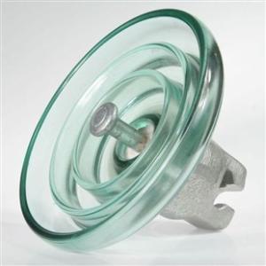 销售电力器材U70BP/146玻璃绝缘子