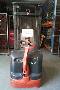 青岛二手电动堆高机 1.6吨 两节3米