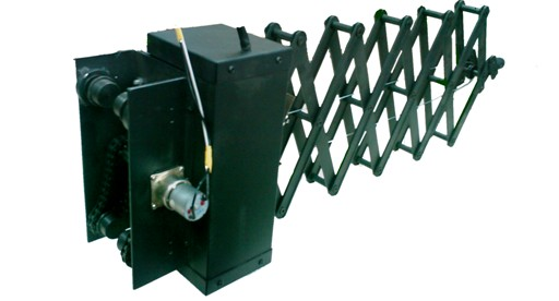 演播室灯具灯光升降移动电动遥控行车铰链吊杆,灯光灯具电动升降滑动吊杆