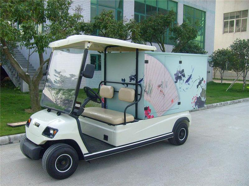 重庆电动货运车/重庆酒店布草车专用车/重庆电动运货车