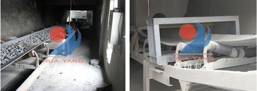 金属探测,临朐县华阳机械,输送带金属探测仪