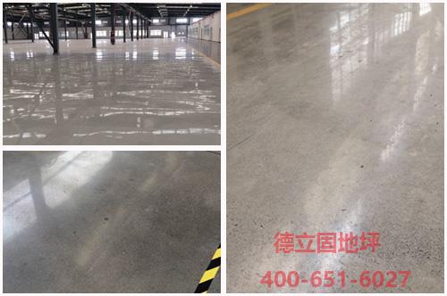 上海耐磨地坪施工