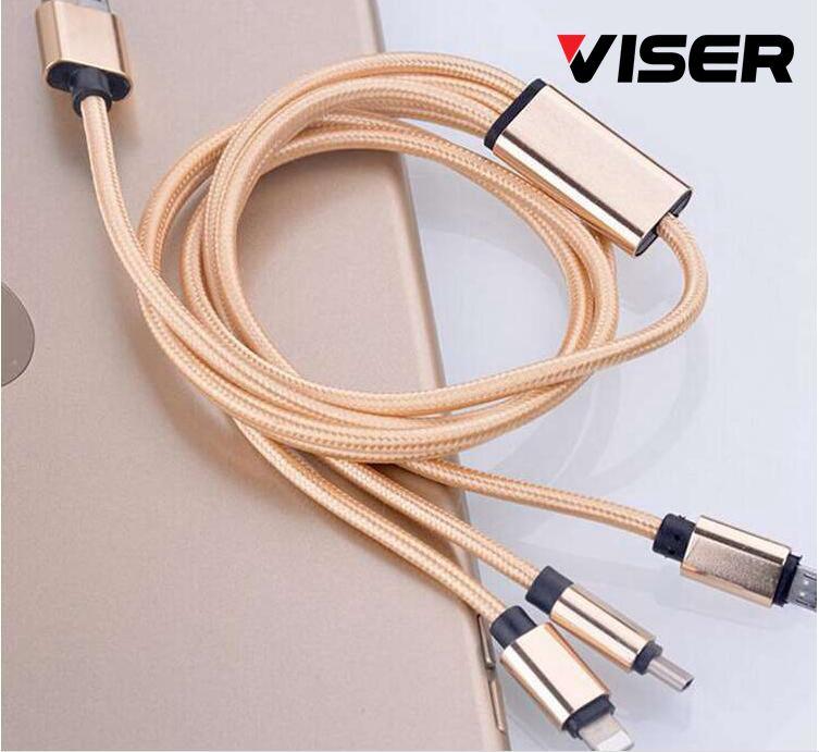 东莞厂家VISER高性比金属麦外贸热销魔音魔声耳机