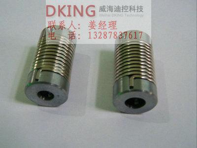 濮阳市刚性联轴器批发外径30长度35孔6-16可选