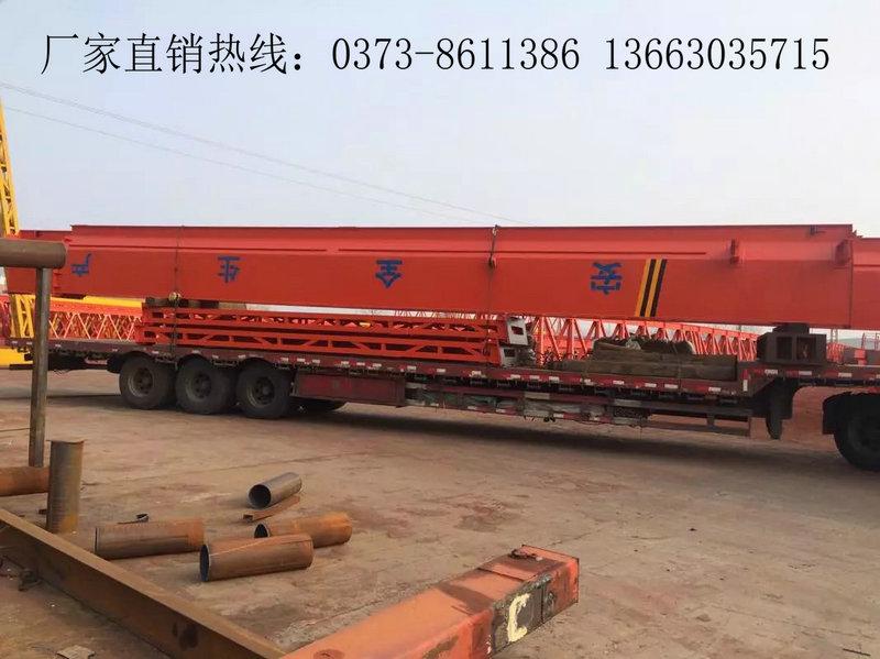 新东方广东项目100T龙门吊