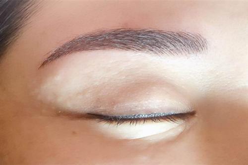 奉节韩式半永久,重庆恩尚国际,韩式半永久化妆培训