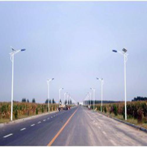 太阳能路灯_伟源光伏发电电站设计_太阳能路灯供应