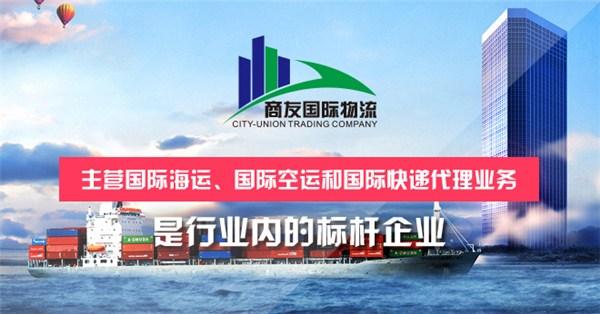 江苏浙江国际货代 专业国际物流双清到门 商友国际运营12年