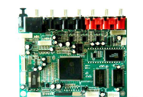 供应手机充电器电路板生产焊接加工