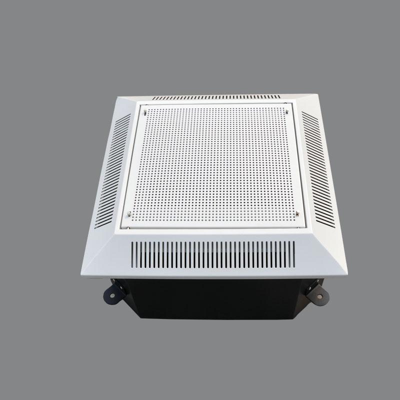 办公室、会议室、校园专用中央空调配套吸顶式电子净化机