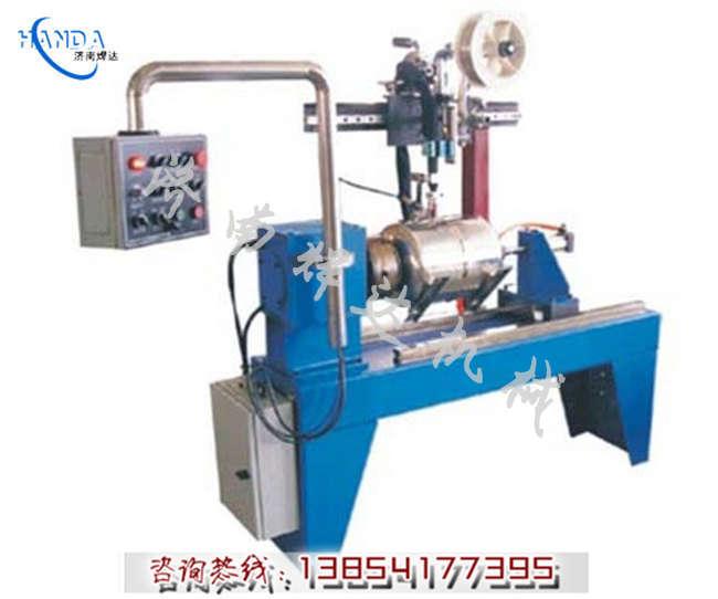 气保焊环缝焊接转台创新
