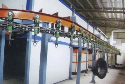惠州回收涂装设备厂家_回收喷涂设备价格_烤漆设备回收图片