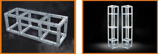 南昌展览展会 舞台桁架气球拱门 注水旗出租厂家价格