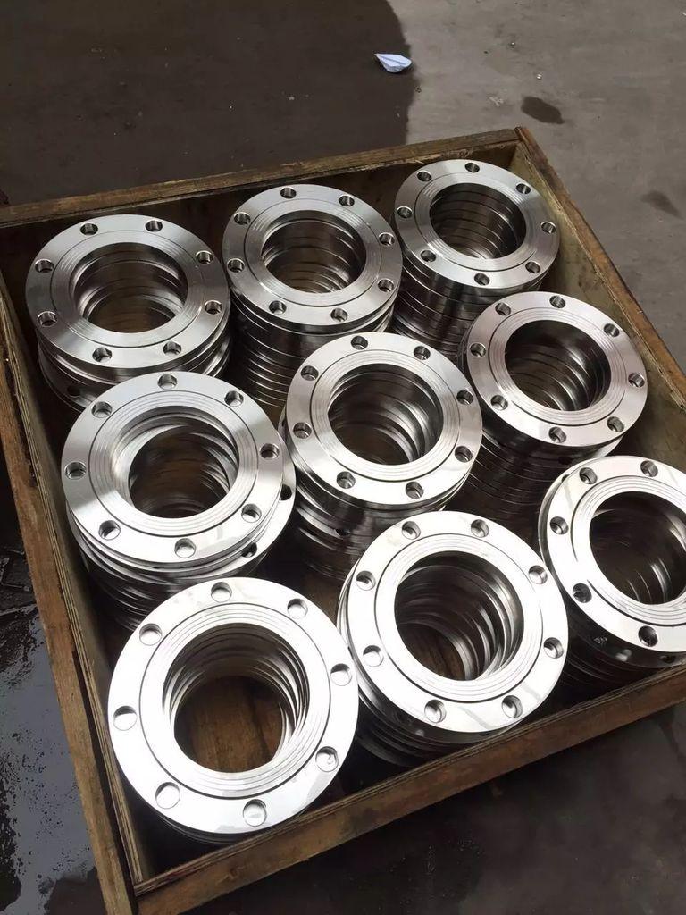 河北固元法兰管件有限公司销售DN65的锻打带径对焊法兰