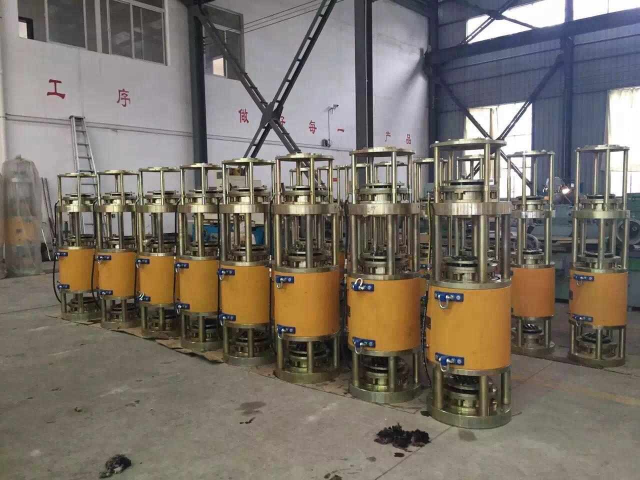 钢绞线承重连续提升下放液压千斤顶专业技术支持