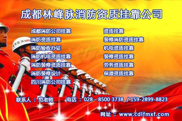 云南消防公司挂靠加盟成立分公司
