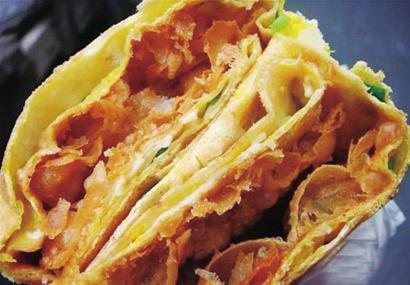 抚顺早餐杂粮煎饼果子技术培训  学习杂粮煎饼果子做法
